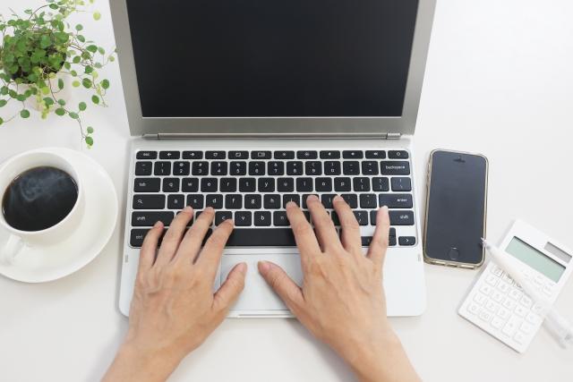 必見!パソコンのキーボードが反応しない人!対処法をご紹介します